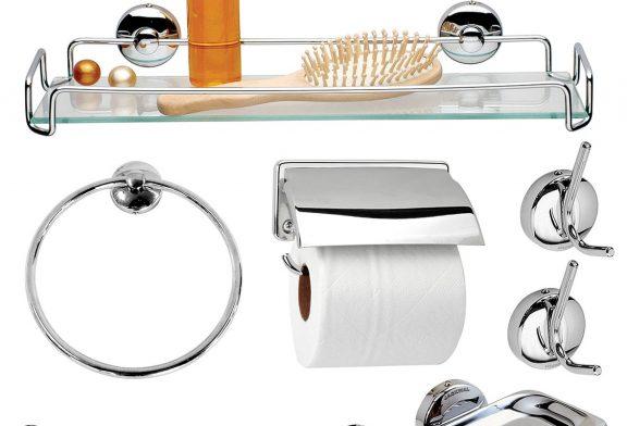Instalação de Acessórios para Banheiro