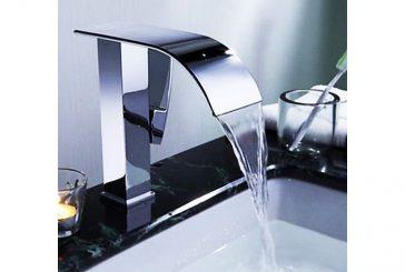 Instalação de Torneira de Banheiro