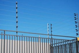 Cerca Elétrica - Sistema de  Segurança Perimetral
